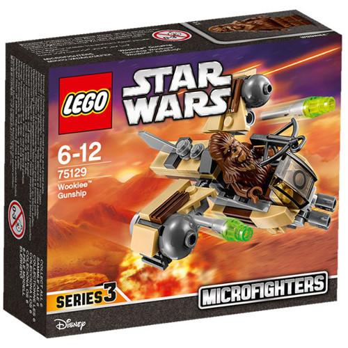 Star Wars - Wookiee Gunship 75129, LEGO