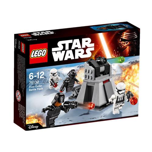 Star Wars - Pachet de Lupta First Order 75132, LEGO