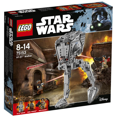 Star Wars - AT-ST Walker 75153, LEGO