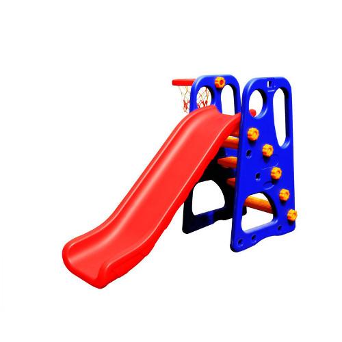 Centru de Joaca 2 in 1 Happy Slide, Million Baby