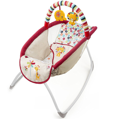 Sleeper Playful Pinwheels, Bright Starts