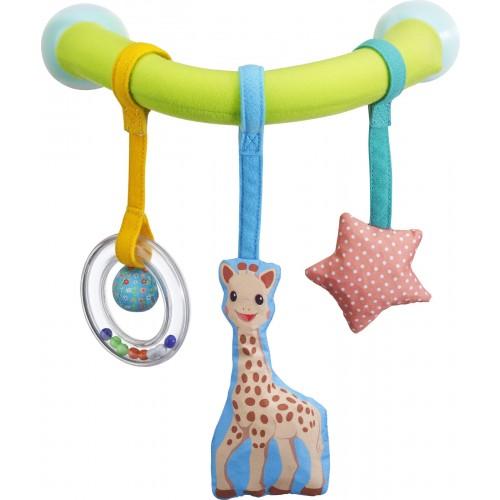 Arcada cu Ventuze pentru Masina Girafa Sophie, Vulli