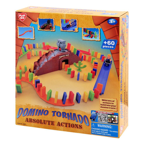 Set Domino Tornado, PlayGo