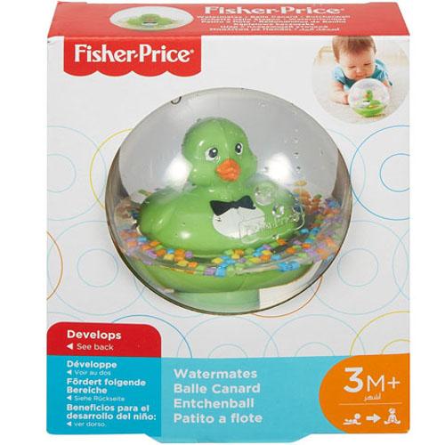 Jucarie Bila cu Ratusca Verde, Fisher-Price