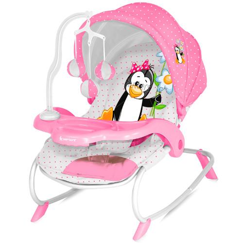 Balansoar Dream Time 2016 Pink Pinguin Resigilat, Bertoni-Lorelli