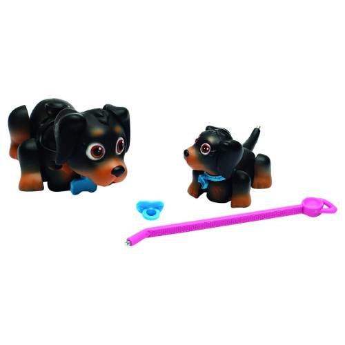 Pet Parade Family - Catei Rottweiler, Giochi Preziosi