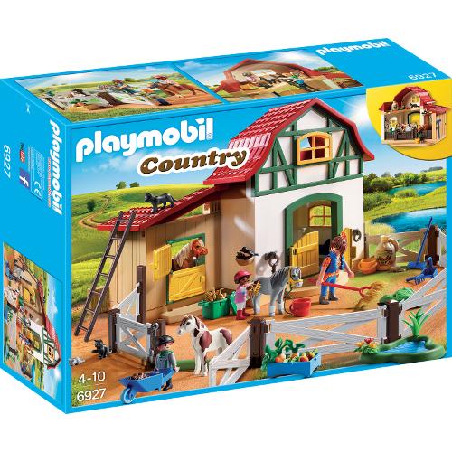 Pony Farm - Ferma Poneilor , Playmobil