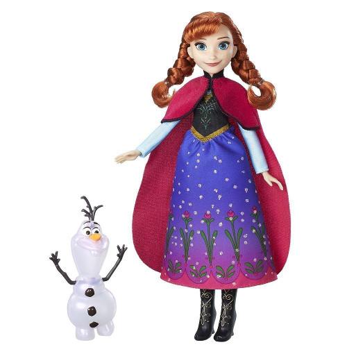 Frozen - Anna si Luminile Nordului, Hasbro