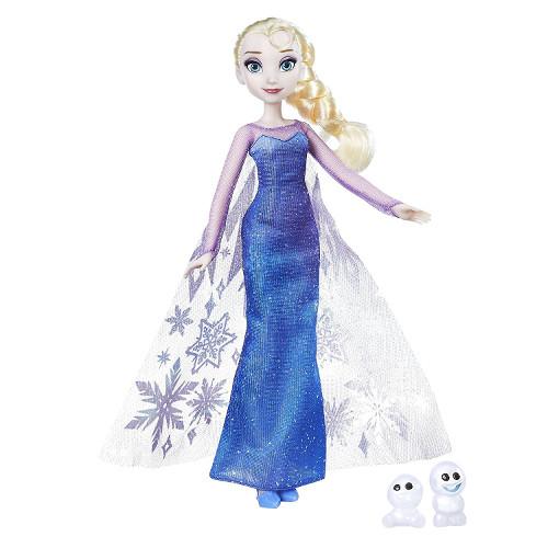Frozen - Elsa si Luminile Nordului, Hasbro
