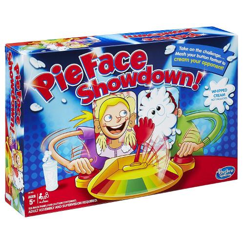 Joc Pie Face Confruntarea Finala, Hasbro