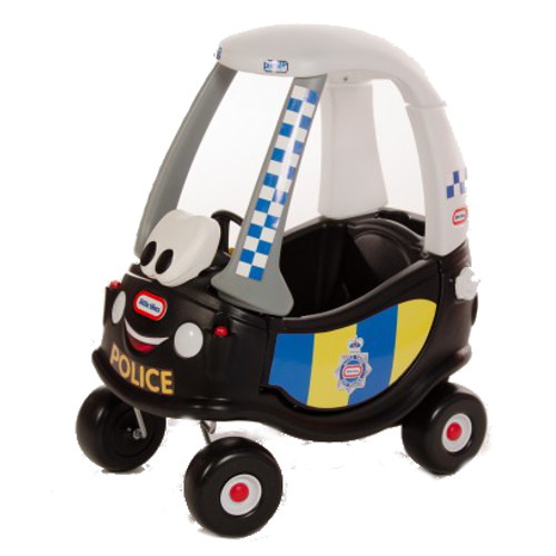 Masinuta De Politie Cozy, Little Tikes