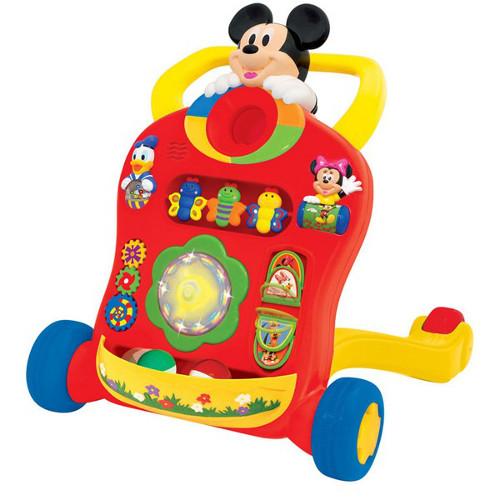 Premergator Mickey Mouse cu Sunete si Lumini, Kiddieland
