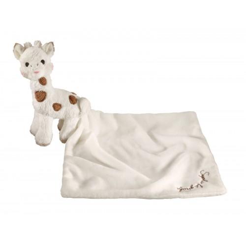 Set Cadou Girafa Sophie Cherie si Batistuta Comforter, Vulli