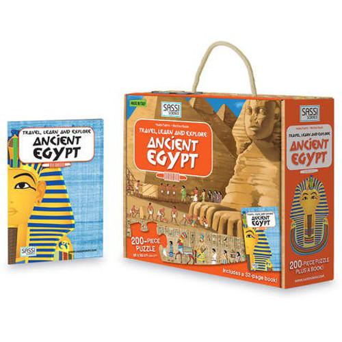 Cunoaste si Exploreaza - Egiptul Antic, Sassi Junior