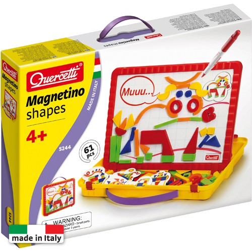 Magnetino Shapes - Set Forme Magnetice, Quercetti