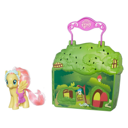 Set My Little Pony - Cabana lui Fluttershy, Hasbro