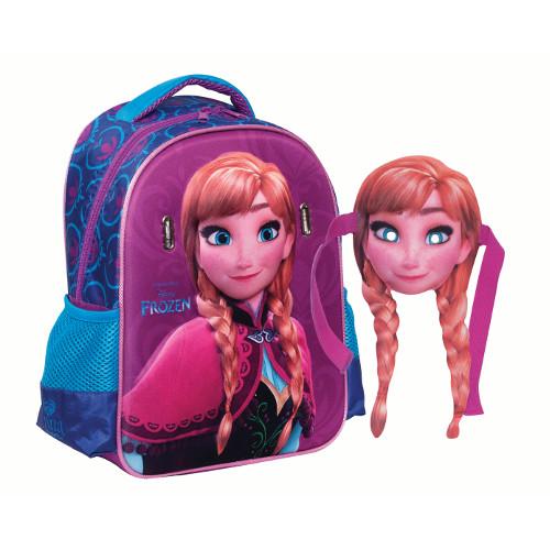 Ghiozdan Gradinita Anna - Frozen 3D, Giovas