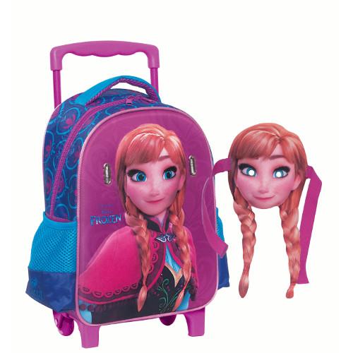 Troller Gradinita Anna Frozen 3D, Giovas