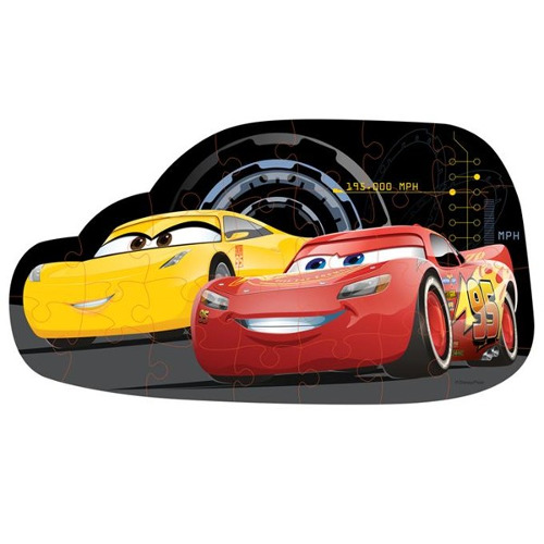Puzzle Spuma Disney Cars, Spin Master