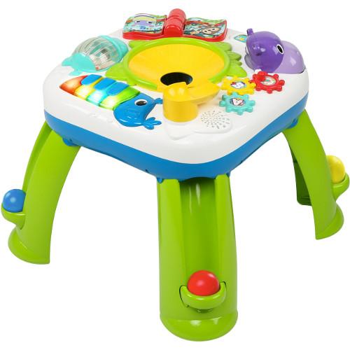 Masuta de Activitati Get Rollin Activity Table, Bright Starts