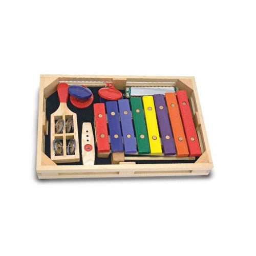 Set Instrumente Muzicale Incepatori, Melissa and Doug