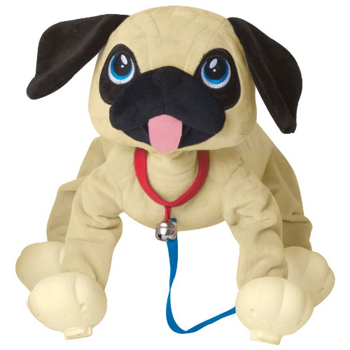 Peppy Pets - Catel Interactiv Pug, TPF Toys