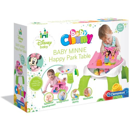 Clemmy - Masuta De Joaca Minnie Mouse, Clementoni