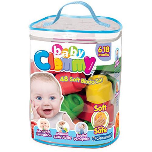Clemmy - Plasa Cu 48 Cuburi , Clementoni