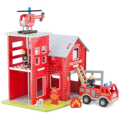 Statie de Pompieri, New Classic Toys