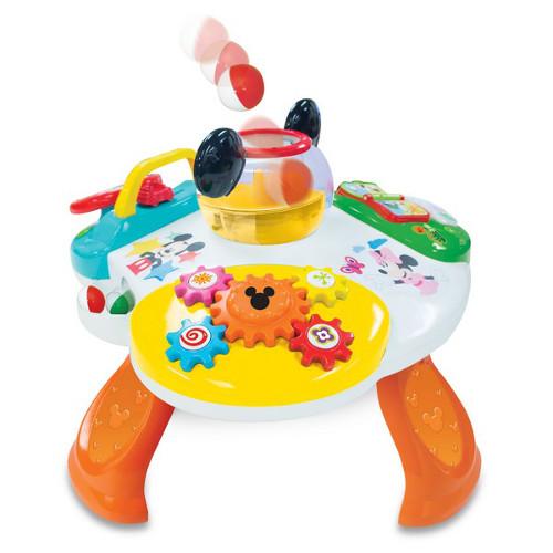 Masuta cu Activitati Interactiva Mickey Mouse, Kiddieland