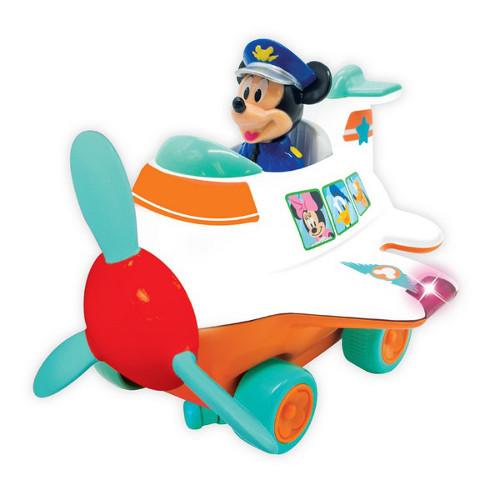 Avion de Aventuri Interactiv Mickey Mouse, Kiddieland