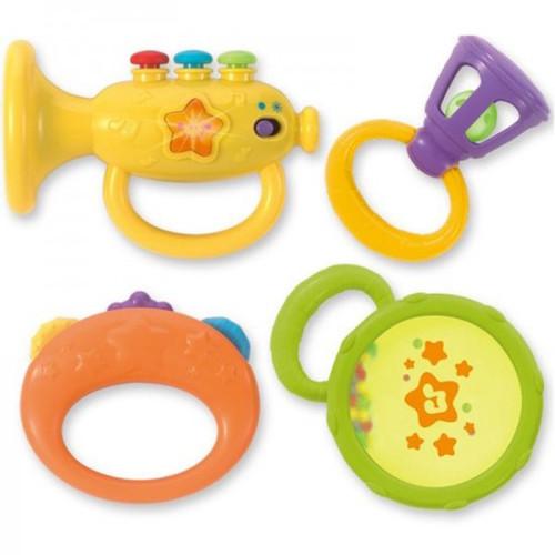Set 4 Zornaitori Instrumente Muzicale, WinFun