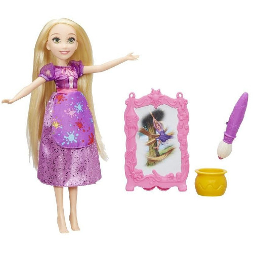 Papusa Disney Princess - Rapunzel Papusa Artista, Hasbro