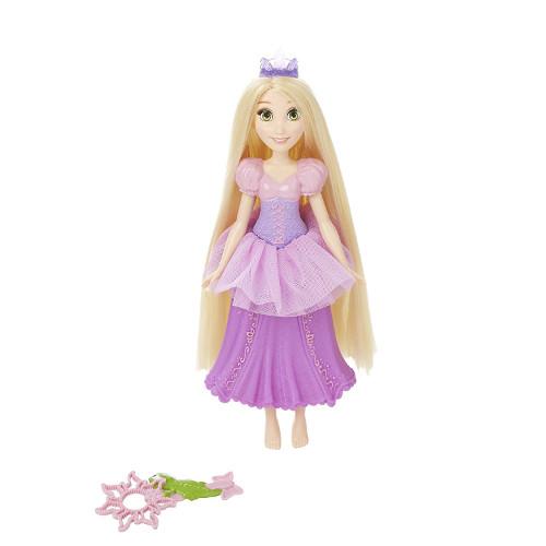 Papusa Disney Princess Rapunzel Tiara cu Bule Resigilata, Hasbro