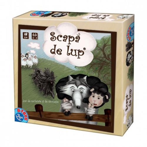 Joc Scapa de Lup, D-Toys