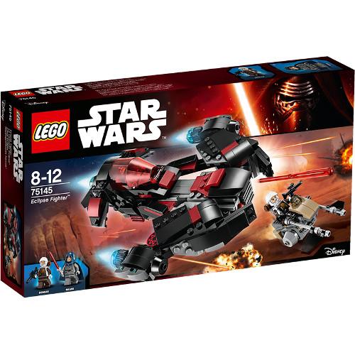 Star Wars - Eclipse Fighter 75145 Resigilat, LEGO