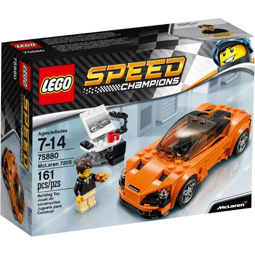 Speed Champions - McLaren 720S, 75880, LEGO