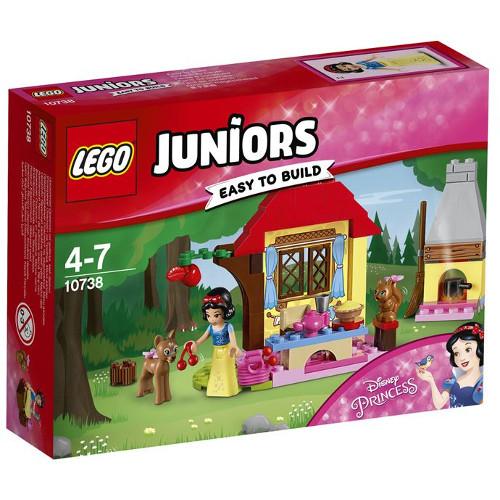 Juniors - Casuta din Padure a Albei ca Zapada, LEGO