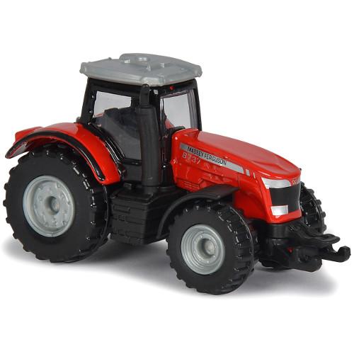 Masinuta Tractor Massey Ferguson 8737, Majorette