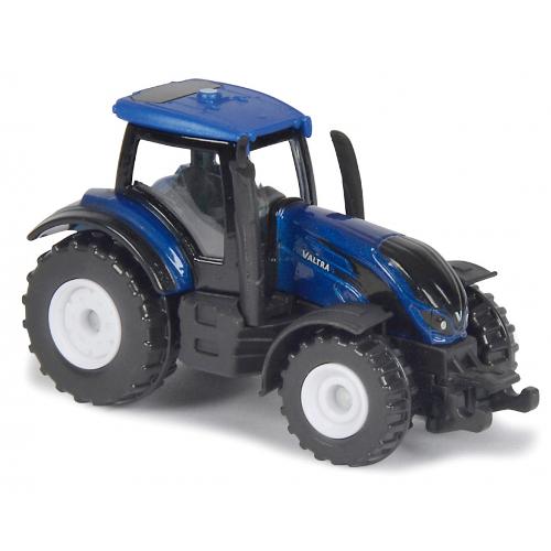 Masinuta Tractor Valtra T4, Majorette