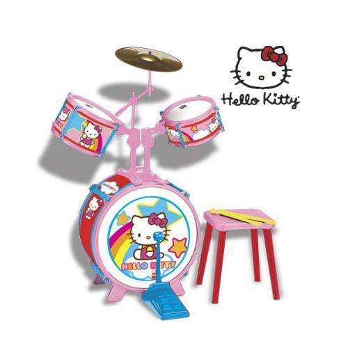 Set Tobe Hello Kitty, Reig Musicales