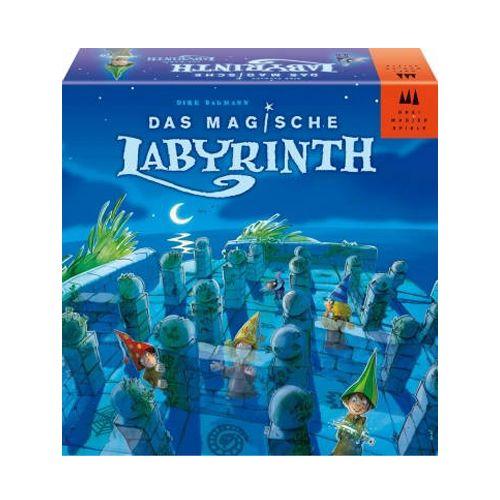 Joc Labirintul Magic, Drei Magier Spiele