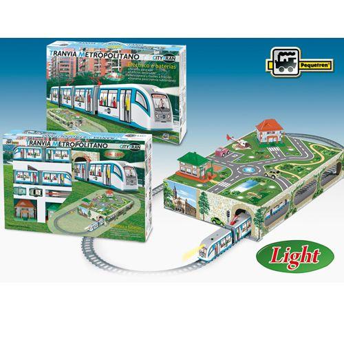 Tramvai Metropolitan CityTran , Pequetren