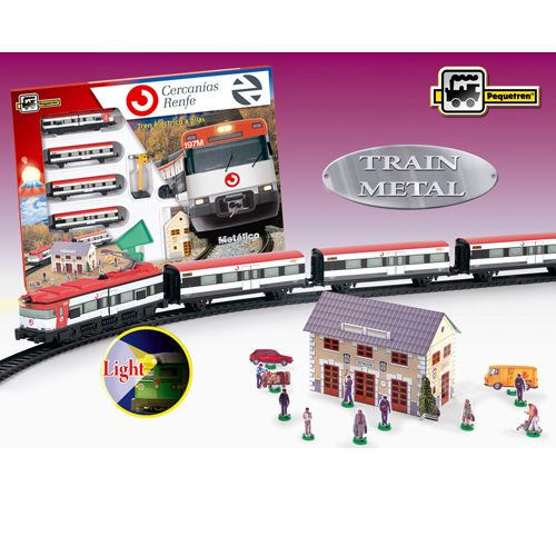 Trenulet Electric Cercanias Renfe, Pequetren