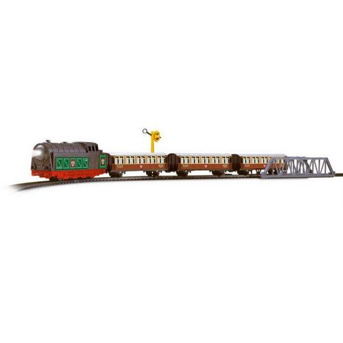 Trenulet Electric Expresul Transiberian, Pequetren
