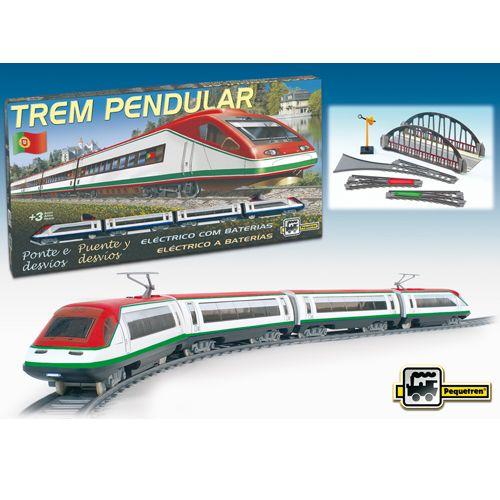 Trenulet Electric Trem Pendular, Pequetren