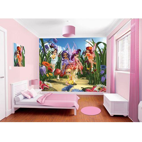 Tapet pentru Copii Magical Fairies, Walltastic