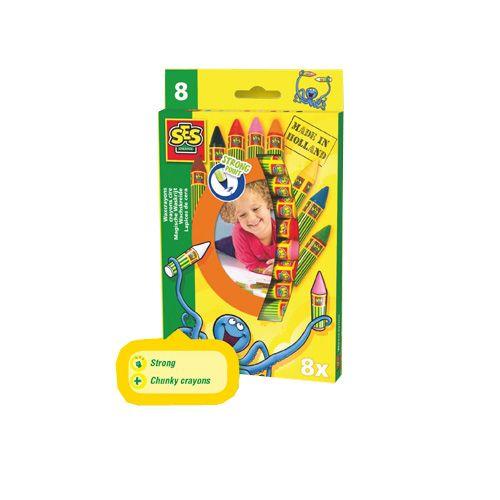 SeS - Set 8 Creioane
