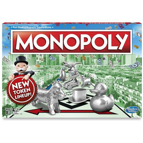 Joc de Societate Monopoly Ro, Hasbro