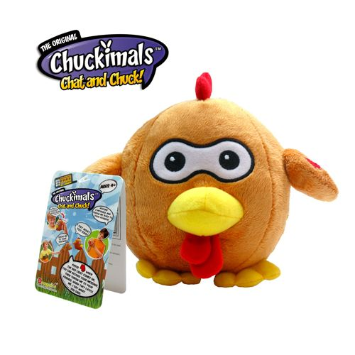 Chatimals - Prieten Chuckimals Cocos